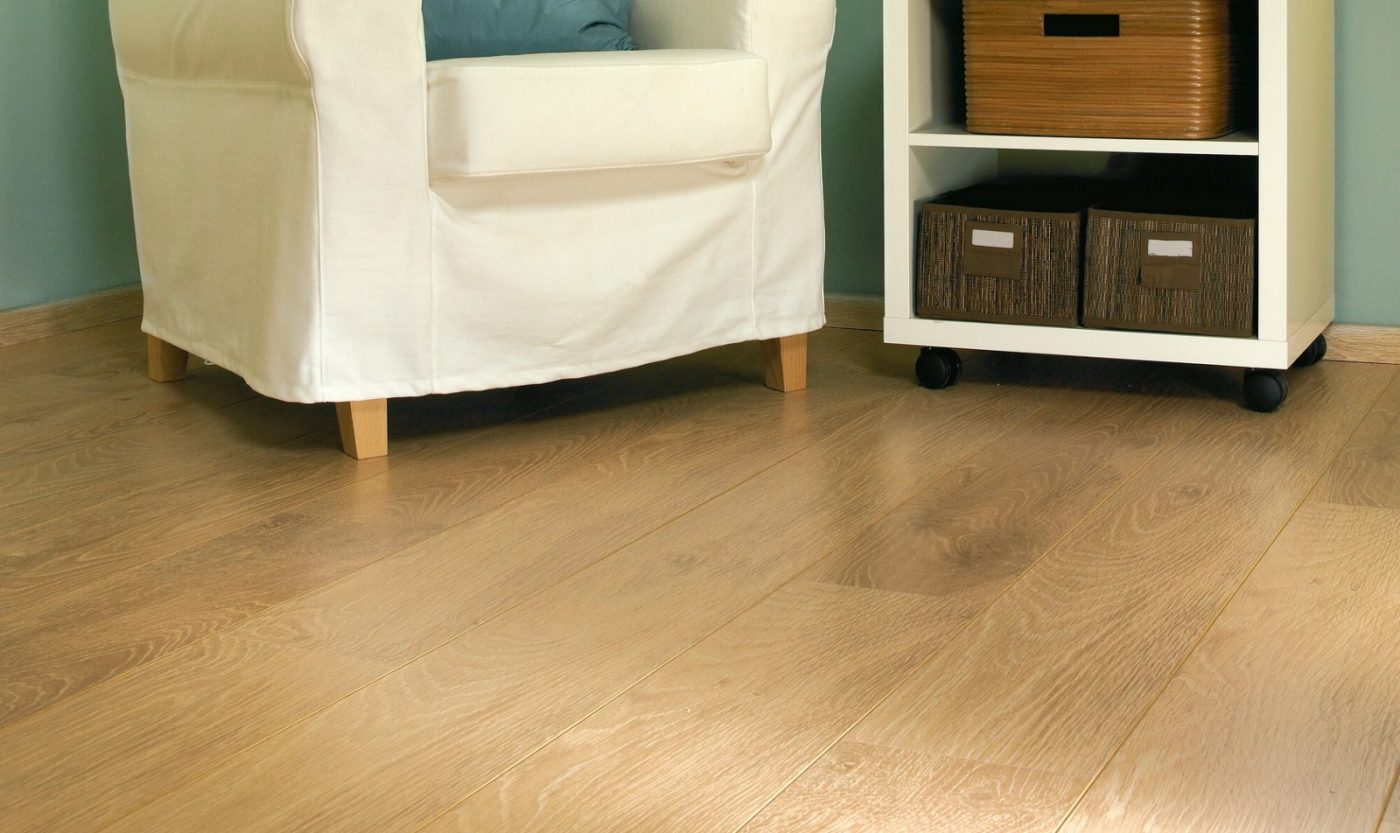 Lounge Oak 433 | Balterio Laminate Flooring