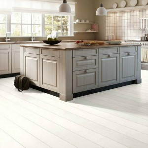 Ivory White Ash Satin CAS 1479 | Quick-Step Engineered Wood