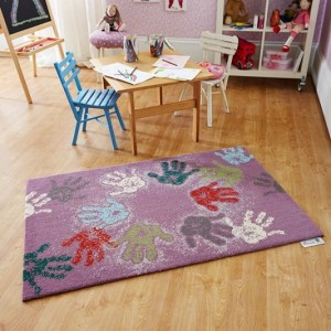 Sticky Prints   Axminster Personalised Rugs