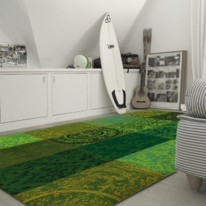 8106 Spring Leaves | Louis de Poortere Rugs