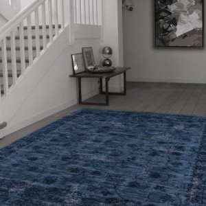 8049 Denim | Louis de Poortere Rugs