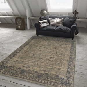 8050 Mole Brown | Louis de Poortere Rugs
