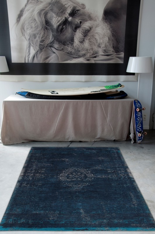 Blue Night 8254 | Louis de Poortere Rugs