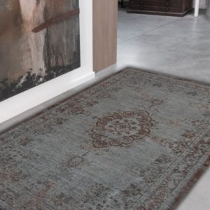 Grey Ebony 8257 | Louis de Poortere Rugs
