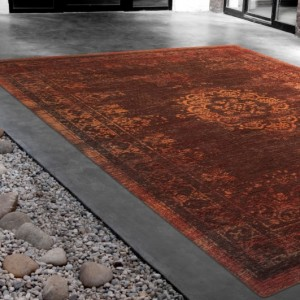 Dark Pumpkin 8264 | Louis de Poortere Rugs