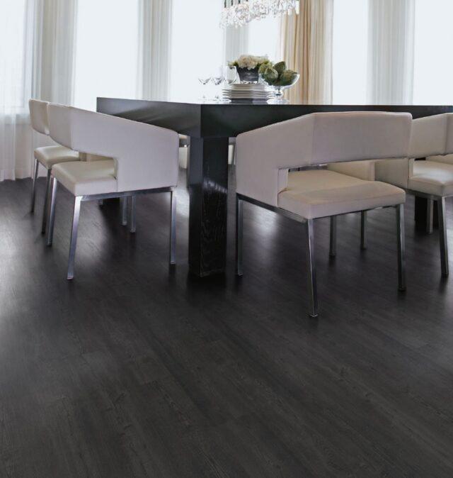 Black Ash 5272 | TLC Luxury Vinyl Tiles | Best at Flooring