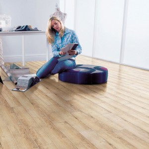 Weathered Oak - 4v V-Groove | Elka Laminate | BestatFlooring