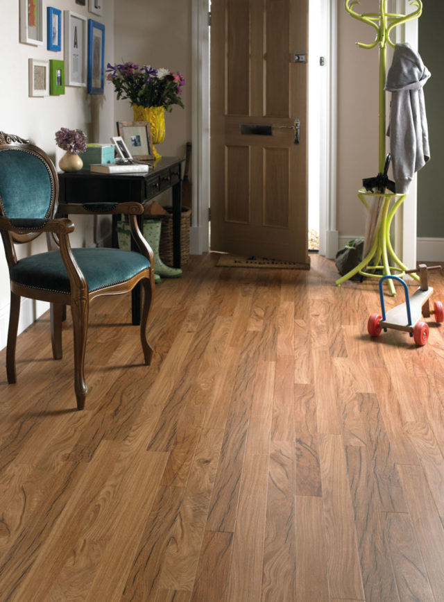 Kenyan Tigerwood RP73 | Karndean Da Vinci | Best at Flooring