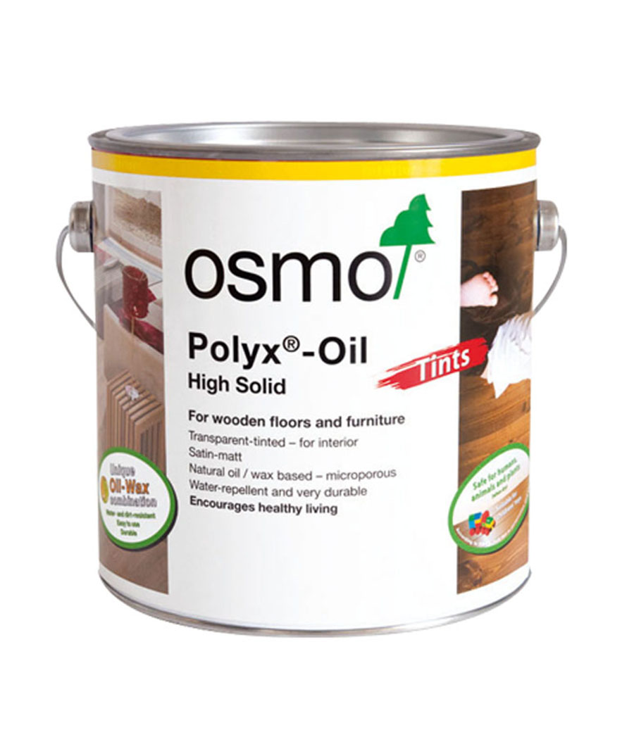 Polyx Oil Tints | Osmo Interior Finishes | Best at Flooring