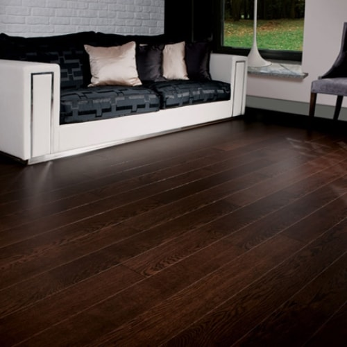 Russet Brushed & Oiled Oak | Elka 14mm Engineered Wood | Best at Flooring