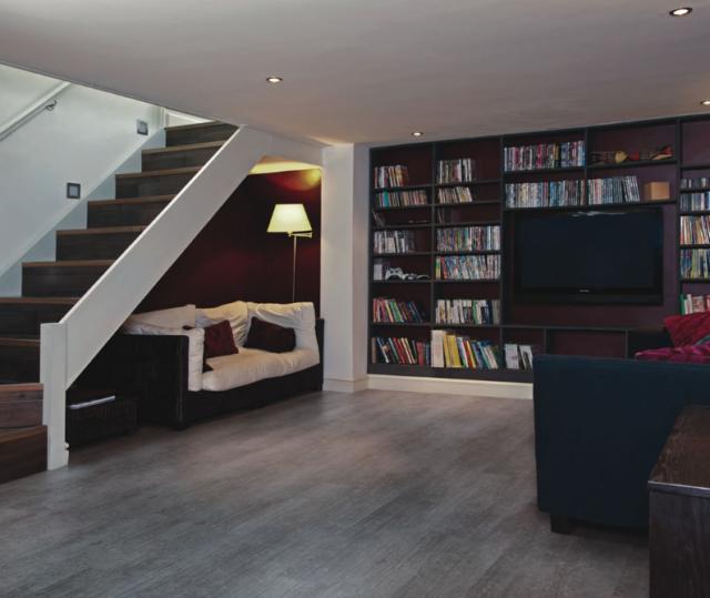 Sanders & Fink click Luxury Vinyl Flooring