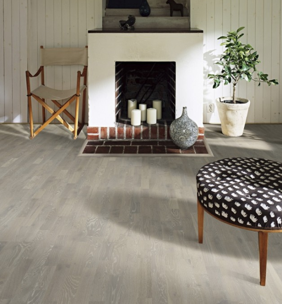 Oak - Limestone| Kahrs Engineered Wood | Best at Flooring