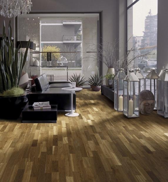 Oak Smoke | Kahrs Engineered Wood | Best at Flooring