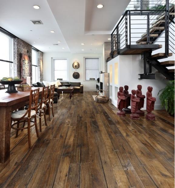 Oak Unico | Kahrs Engineered Wood