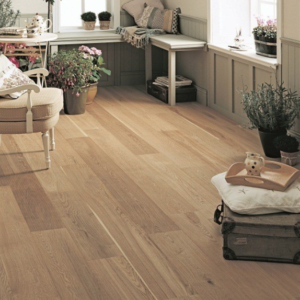 Rustic UV Lacquered Oak | Elka 20mm Engineered Wood | Best at Flooring