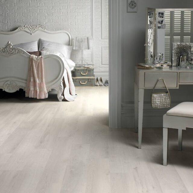 White Washed Oak VGW80T | Karndean Van Gogh | Best at Flooring