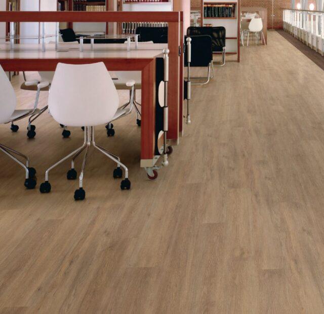 Warm Barnwood 5264 | TLC Luxury Vinyl Tiles | Best at Flooring