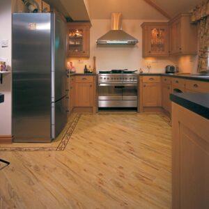 Warm Oak - Knight Tile | Room View