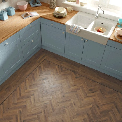 kitchen vinyl flooring uk morning oak ap06 karndean luxury vinyl tiles best at 6386