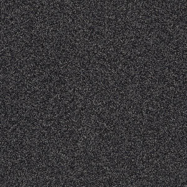 7986 Black Velvet | Heuga 727 Carpet Tiles