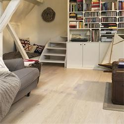 Oak Cotton White Matt COM 1451 | Quick-Step Engineered Wood