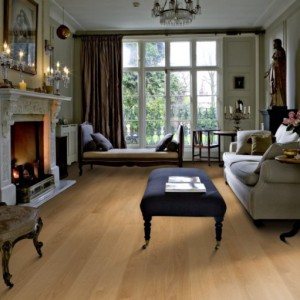 Dublin Satin Lacquer | Kahrs Engineered Wood