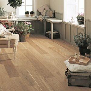 Rustic Brushed & Oiled Oak | Elka Engineered Wood