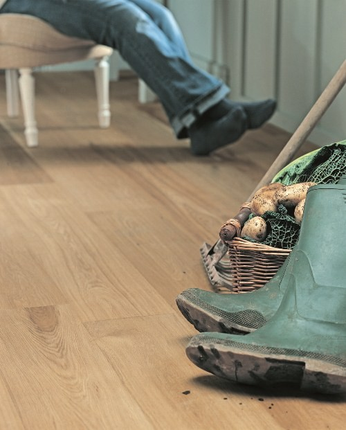 Rustic Unfinished Oak | Elka Engineered Wood