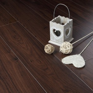 Dark Walnut - 4v | Elka Laminate | BestatFlooring