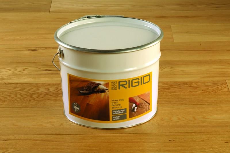 Synthetic Polymer Rigid Adhesive