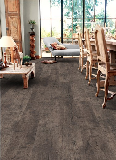 Homage Dark Oiled Planks QSG050 | Quick-Step Laminate