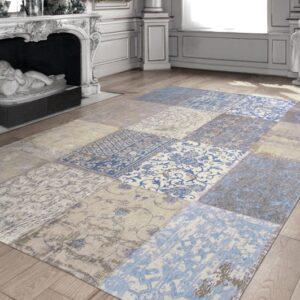 8237 Gustavian Blue | Louis de Poortere Rugs