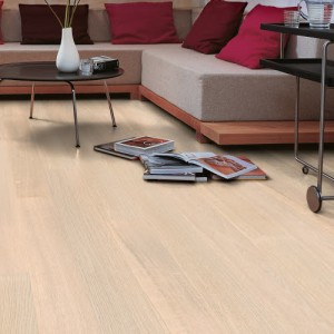 Polar Oak Matt CAS 1340 | Quick-Step Engineered Wood