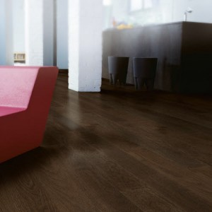 Coffee Brown Oak Matt CAS 1352 | Quick-Step Engineered Wood