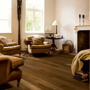Havana Smoked Oak Matt CAS 1354 | Quick-Step Engineered Wood