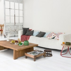 White Planks IM 1859 | Quick-Step Laminate