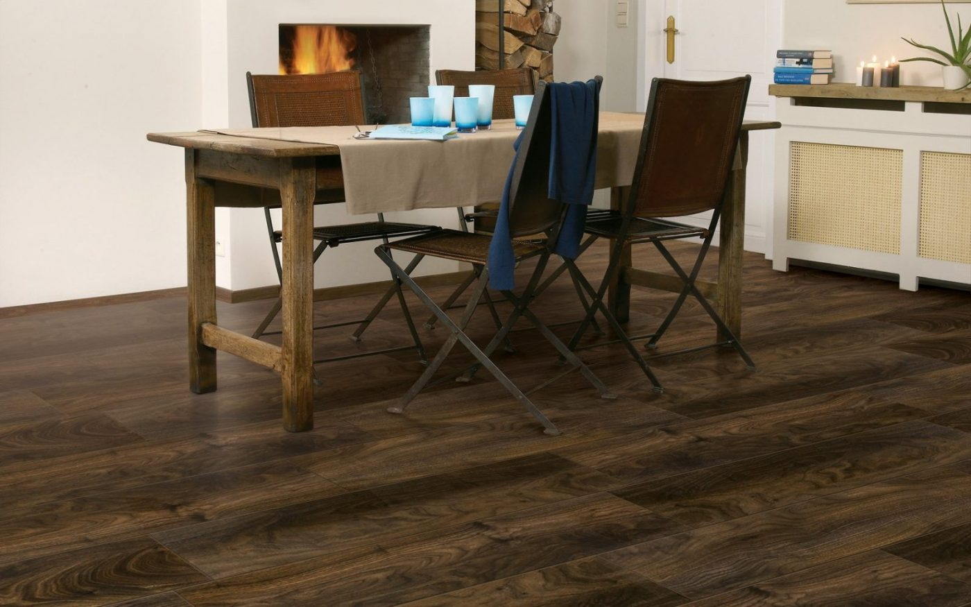 Select Walnut 544 | Balterio Laminate Flooring