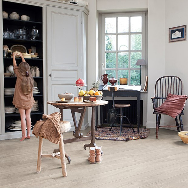 Quick Step Laminate | Largo | Dominicano Oak Grey LPU1663