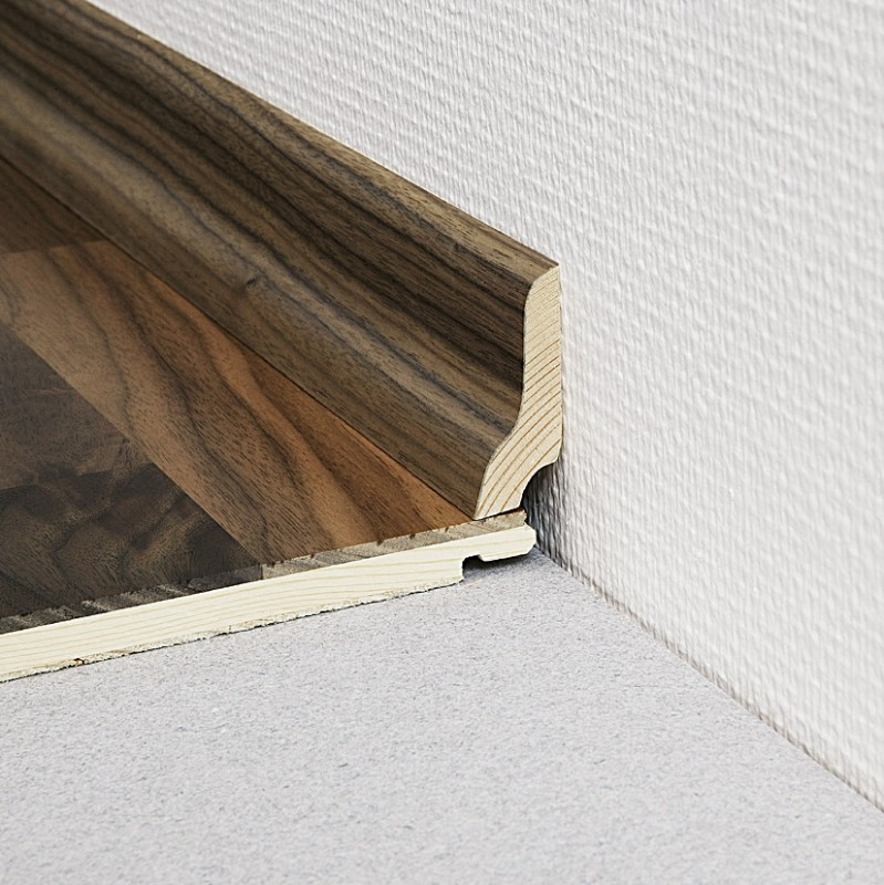 Veneered Skirting | Kahrs Accessories