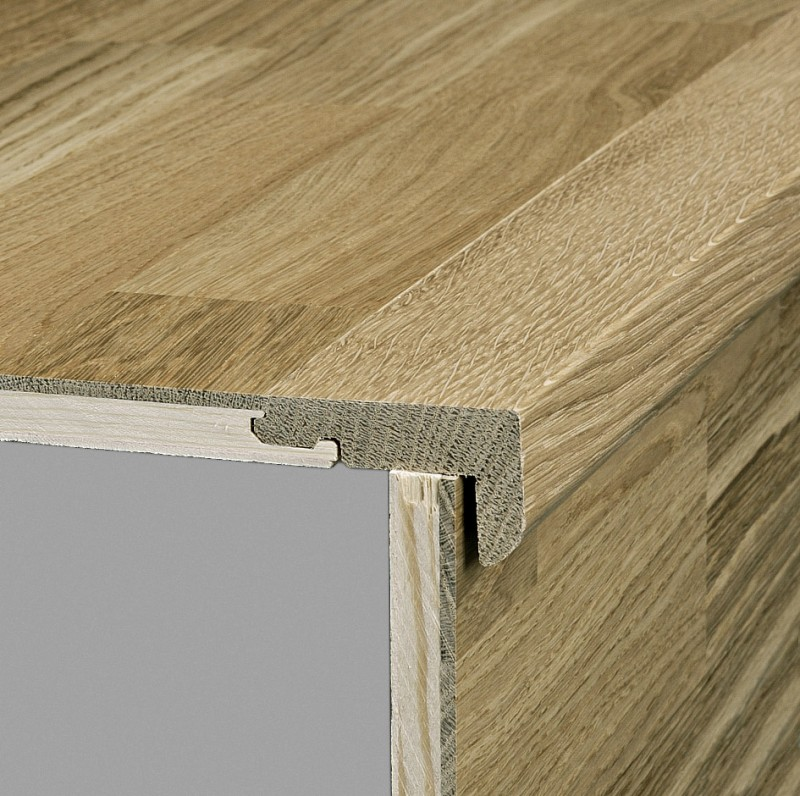 Stairnose 7mm Linnea : Kahrs Accessories : Best at Flooring