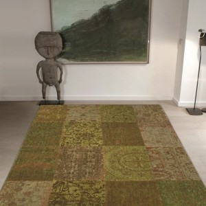 8018 Light Green | Louis de Poortere Rugs