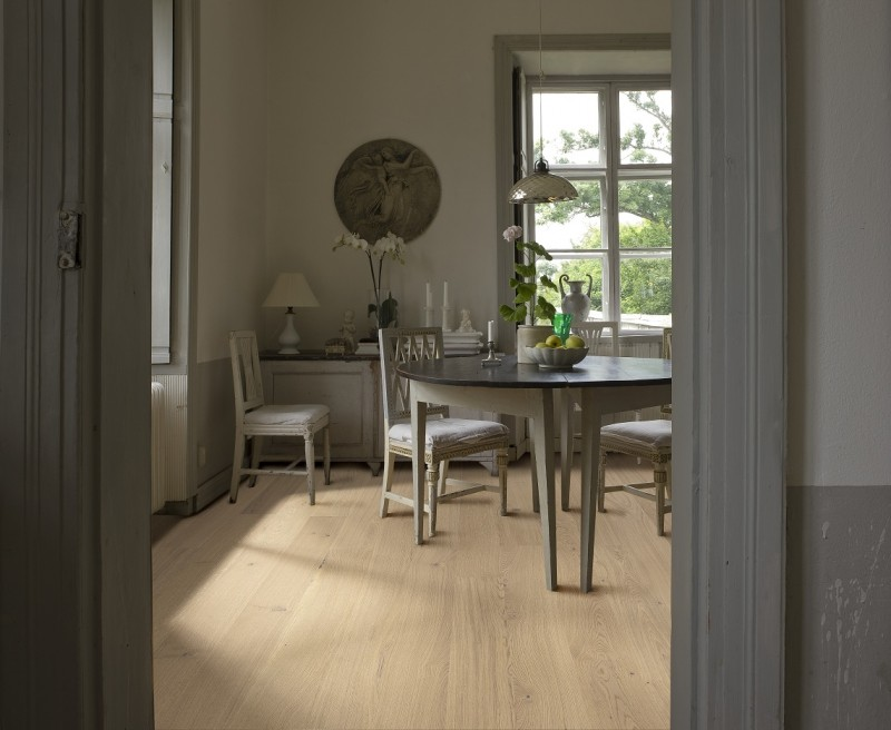 Oak Brighton | Kahrs Engineered Wood | Best at Flooring