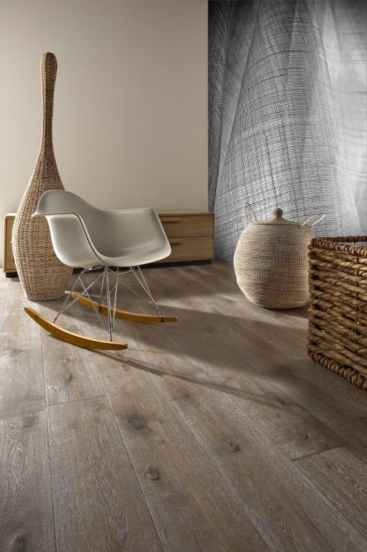 Oak Linen | Kahrs Engineered Wood | Best at Flooring
