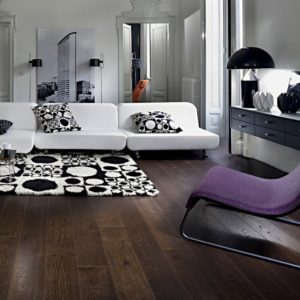 Oak Nouveau Black | Kahrs Engineered Wood | Best at Flooring