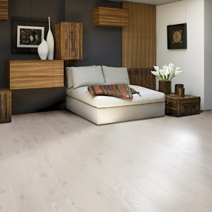 Oak Nouveau Snow | Kahrs Engineered Wood | Best at Flooring