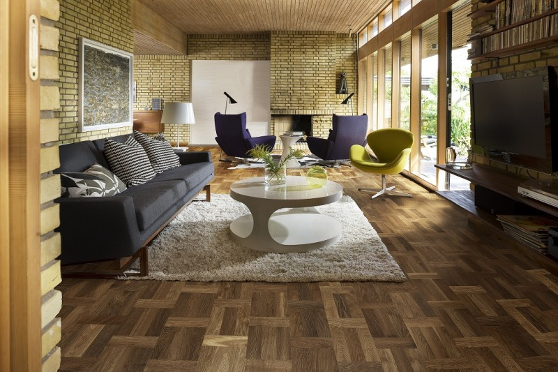 Oak Palazzo Fumo | Kahrs Engineered Wood | Best at Flooring
