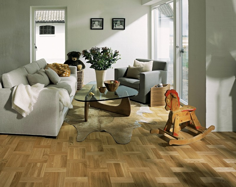 Oak Palazzo Rovere | Kahrs Engineered Wood | Best at Flooring