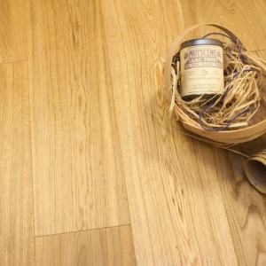 14mm Matt Lacquered Oak