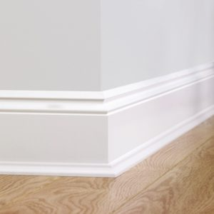 Paintable Skirting Ogee QSISKROGEEMD240 | Quick-Step Accessories