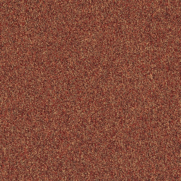 672718 Paprika | Heuga 727 Carpet Tiles
